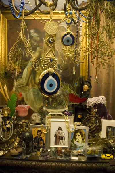 Objects Inside Magika