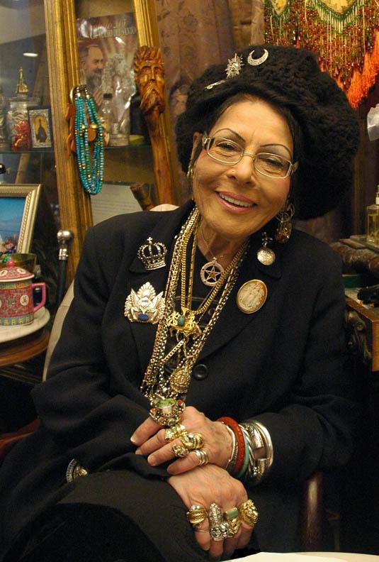 Lori Bruno portrait