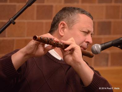 Jimmy Noonan at Boston College Jan 23 2014. Photo: Paul Wells