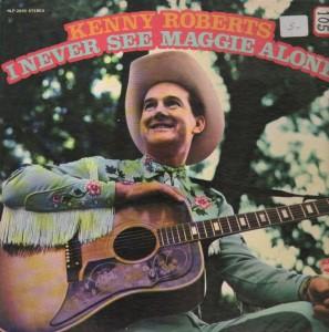 Kenny Roberts album cover