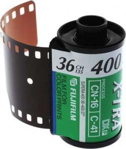 Fuji film cannister