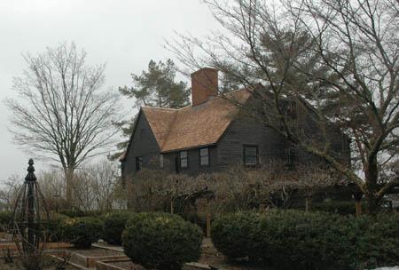 Hooper Hathaway House, Salem, MA