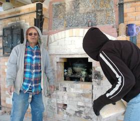 Removing bricks